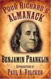 Poor Richard's Almanack 2007 9781602391178 Front Cover