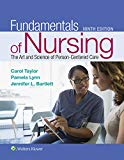 Fundamentals of Nursing (Us Ed) 9th 2018 Revised 9781496362179 Front Cover