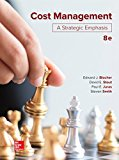 Cost Management: A Strategic Emphasis cover art