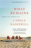 What Remains A Memoir of Fate, Friendship, and Love 2007 9780743277181 Front Cover