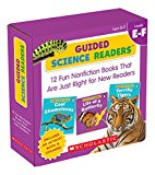 Guided Science Readers 12 Fun Nonfiction Books That Are Just Right for New Readers 2017 9781338091182 Front Cover