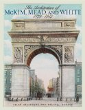 Architecture of McKim, Mead, and White, 1879-1915 2013 9781589798182 Front Cover