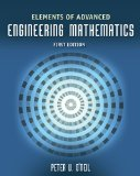 Elements of Advanced Engineering Mathematics 1st 2009 9780495668183 Front Cover