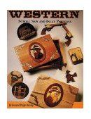 Western Scroll Saw and Inlay Patterns 1999 9781565231184 Front Cover