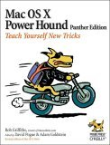 Mac OS X Power Hound Teach Yourself New Tricks 2nd 2004 9780596008185 Front Cover