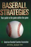Baseball Strategies 1st 2002 9780736042185 Front Cover