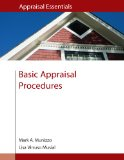 Basic Appraisal Procedures 1st 2009 9780840049186 Front Cover