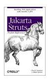 Jakarta Struts Pocket Reference 2003 9780596005191 Front Cover