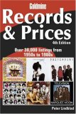 Goldmine Records and Prices 4th 2008 Revised 9780896896192 Front Cover