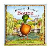 Journey Around Boston from A to Z 2001 9781889833194 Front Cover