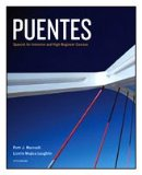 Puentes Spanish for Intensive and High Beginner Courses 5th 2010 9780495803195 Front Cover
