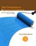 Web Development and Design Foundations with XHTML 4th 2008 9780321530196 Front Cover