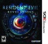 Case art for Resident Evil: Revelations