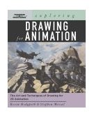 Exploring Drawing for Animation 2003 9781401824198 Front Cover