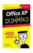 Office XP for Dummies� 2001 9780764508202 Front Cover
