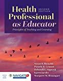 Health Professional As Educator + Advantage Access Card:  cover art