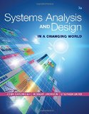 Systems Analysis and Design in a Changing World 7th 2015 9781305117204 Front Cover