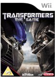 Case art for Transformers: The Game (Wii)