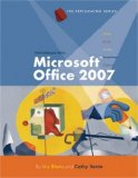 Microsoft� Office 2007 2007 9781423904205 Front Cover