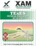 TExES Physical Education EC-12 158 2008 9781581976205 Front Cover