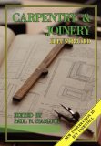 Carpetry and Joinery With a New Introduction by Roy Underhill 2010 9780982863206 Front Cover