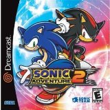 Case art for Sonic Adventure 2