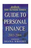Sunday Times Personal Finance Guide 2003 9780007146208 Front Cover