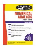 Schaum's Outline of Numerical Analysis 2nd 1989 Revised  9780070552210 Front Cover