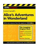 CliffsComplete Alice's Adventures in Wonderland 2001 9780764587214 Front Cover