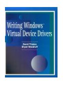Writing Windows Virtual Device Drivers 2nd 1995 9780201489217 Front Cover