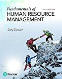 Fundamentals of Human Resource Management: