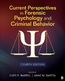 Current Perspectives in Forensic Psychology and Criminal Behavior: 2014 9781483376219 Front Cover