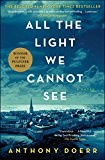 All the Light We Cannot See 2017 9781501173219 Front Cover