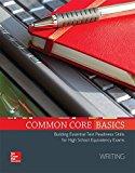 Common Core Basics, Writing Core Subject Module  cover art