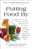 Putting Food By 5th 2010 Revised  9780452296220 Front Cover