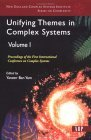 Unifying Themes in Complex Systems Proceedings of the First International Conference on Complex Systems 2003 9780813341224 Front Cover