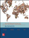 International Business 2015 9781259317224 Front Cover