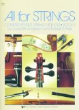 All for Strings : Conductor Score 1985 9780849732225 Front Cover