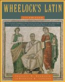 Wheelock's Latin 7th 2011 Revised  9780061997228 Front Cover
