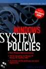 Windows 2000 System Policies 1999 9780071350228 Front Cover