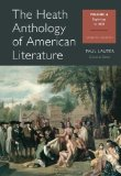 Heath Anthology of American Literature Volume A 7th 2013 9781133310228 Front Cover