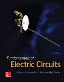Fundamentals of Electric Circuits: