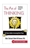 Art of Thinking 1st 2002 9780425183229 Front Cover