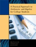 Practical Approach to Arithmetic and Algebra for College Students 2005 9780759352230 Front Cover