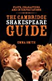 Cambridge Shakespeare Guide 2012 9780521195232 Front Cover