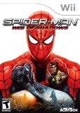 Case art for Spider-Man: Web of Shadows - Nintendo Wii