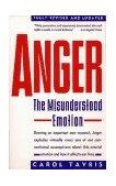 Anger The Misunderstood Emotion 1989 9780671675233 Front Cover