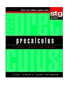 Precalculus A Self-Teaching Guide 1st 2001 9780471378235 Front Cover