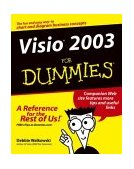 Visio 2003 for Dummies 1st 2004 9780764559235 Front Cover