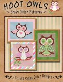 Hoot Owls Cross Stitch Patterns 2012 9781479252237 Front Cover